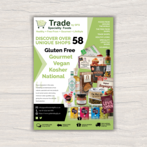 example flyer projects for milk pamphlet design