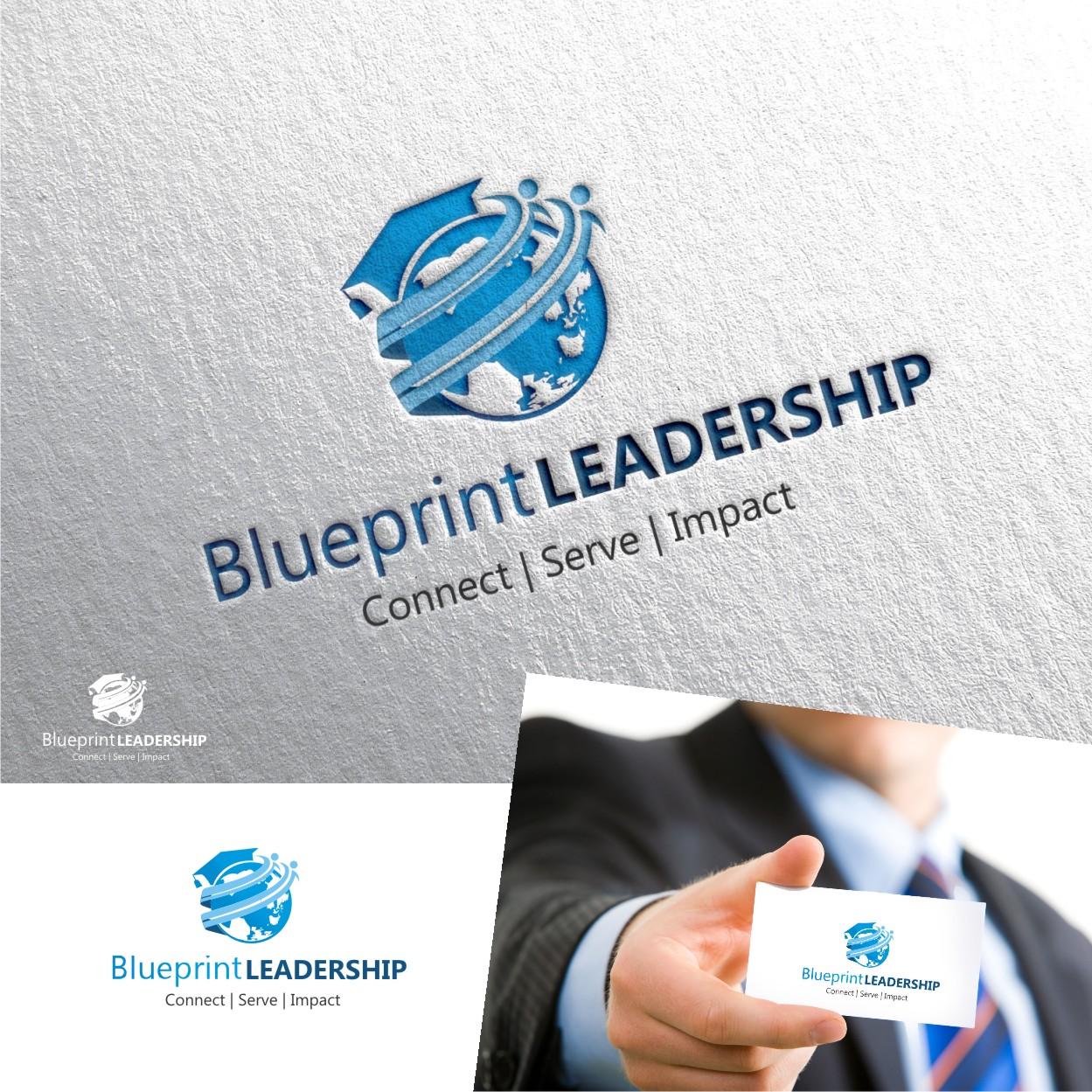 Modern upmarket logo design for tj associates llc by bkoh design logo design by bkoh for blueprint leadership logo design design 15312767 malvernweather Gallery