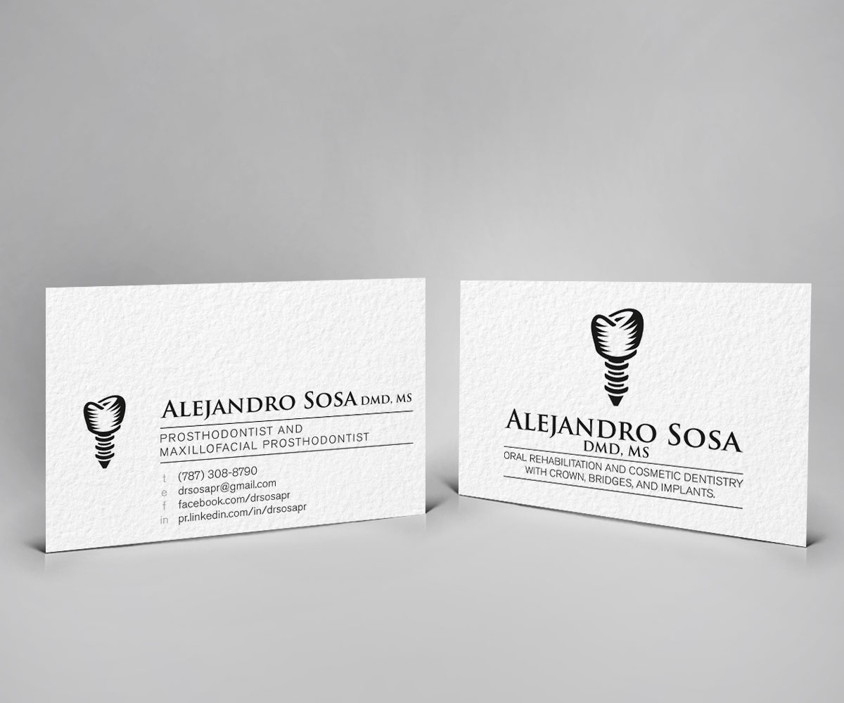 Business Business Card Design for a Company by Cheeky Creative ...
