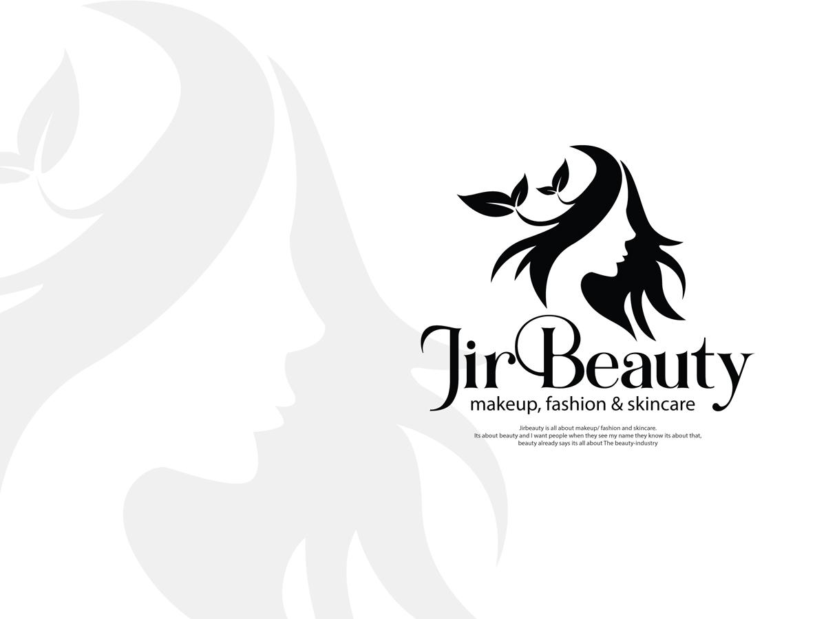 Beauty Salon Logo Design for Jir Beauty