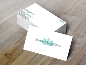 small beauty therapy room here in melbourne needs a simple but classy business card business - Classy Business Cards