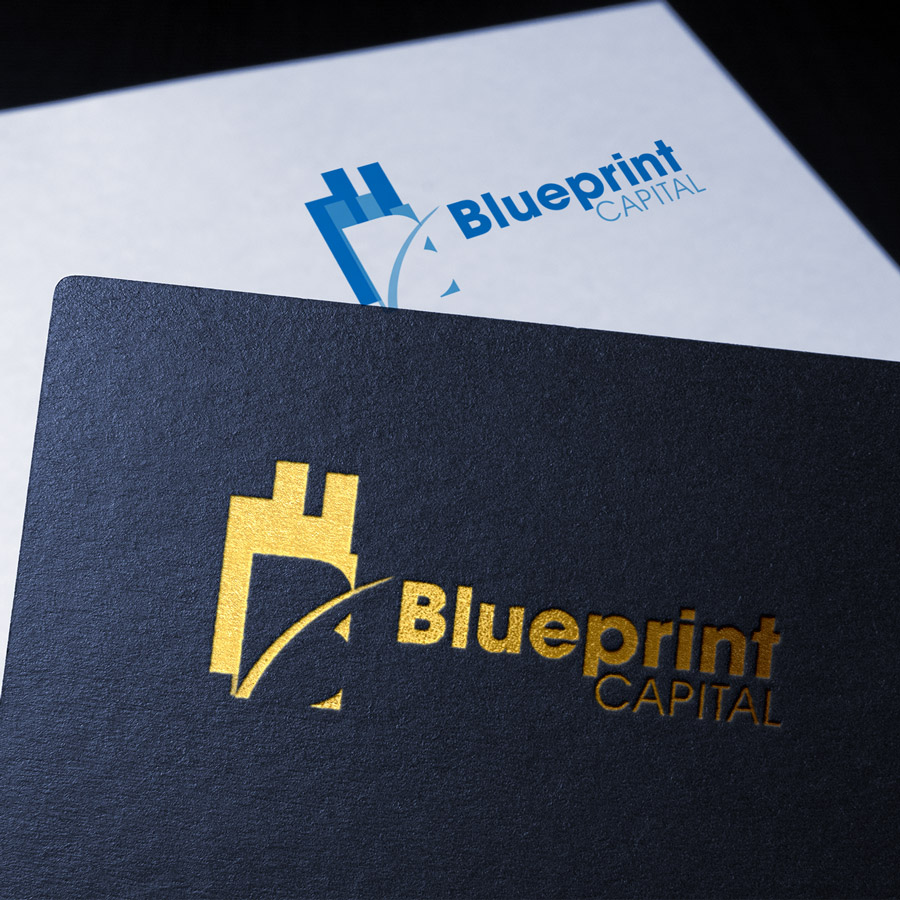 Business logo design for blueprint capital by designgreen design business logo design for blueprint capital in singapore design 15574844 malvernweather Choice Image