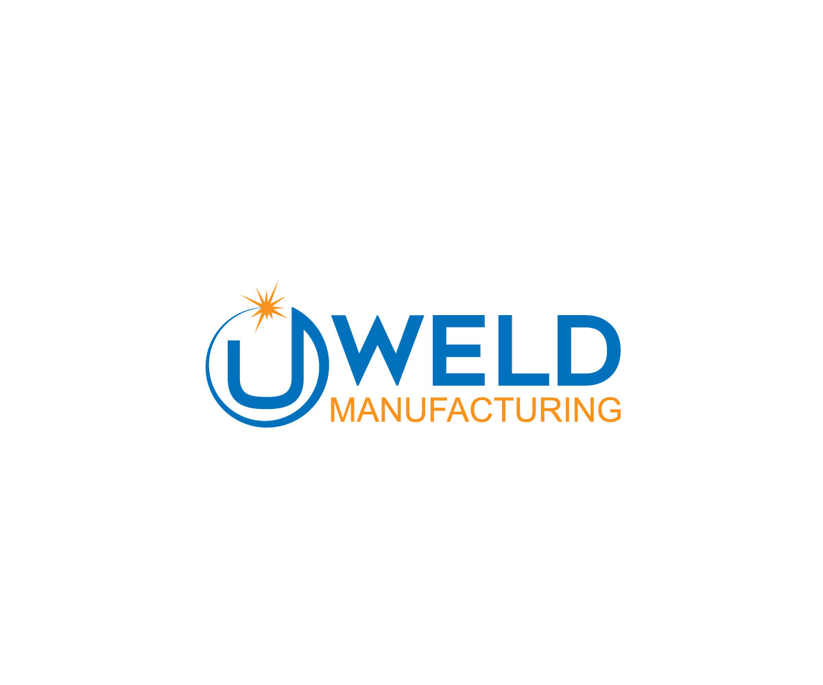 Masculine Serious Welding Logo Design For U Weld Manufacturing By Asman Design 15362700