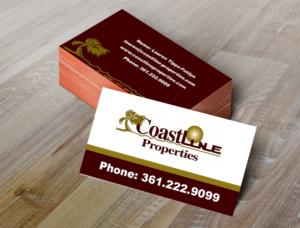 realtor business card for lauren business card design by raphael oliveira