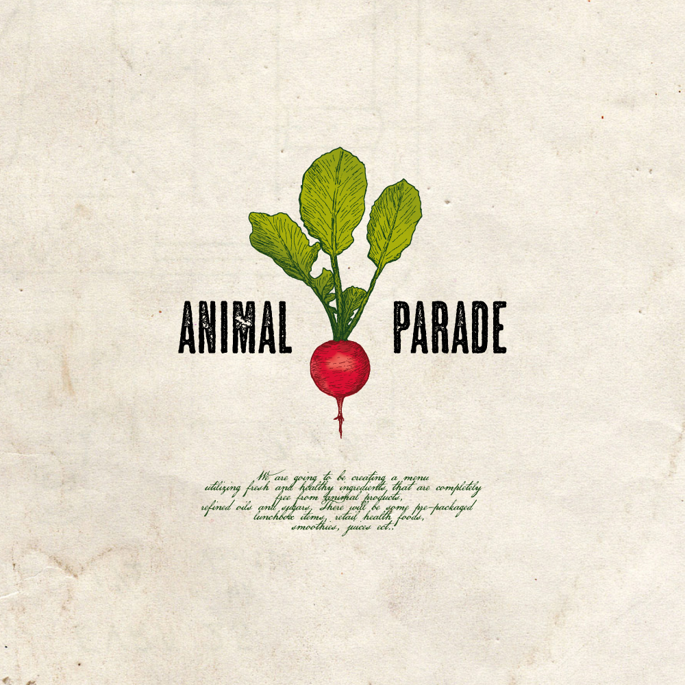 Animal Parade Logo Design by NEX