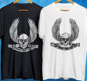 Personable Masculine T Shirt Design Job T Shirt Brief