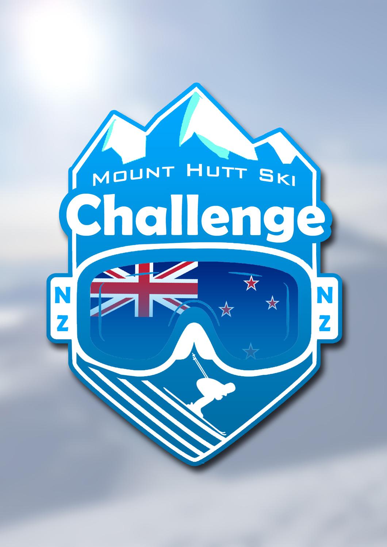 New Zealand Ski Competition Logo by jainurijackson