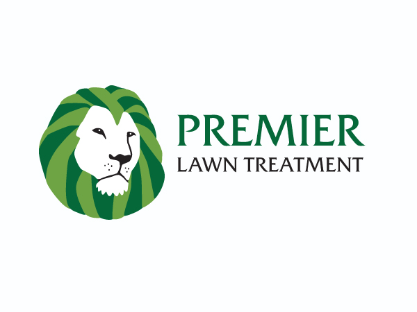 Bold Playful Lawn Care Logo Design