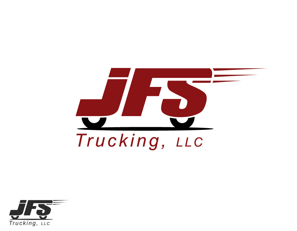 51 professional trucking company logo designs for jfs a for Logo empresa