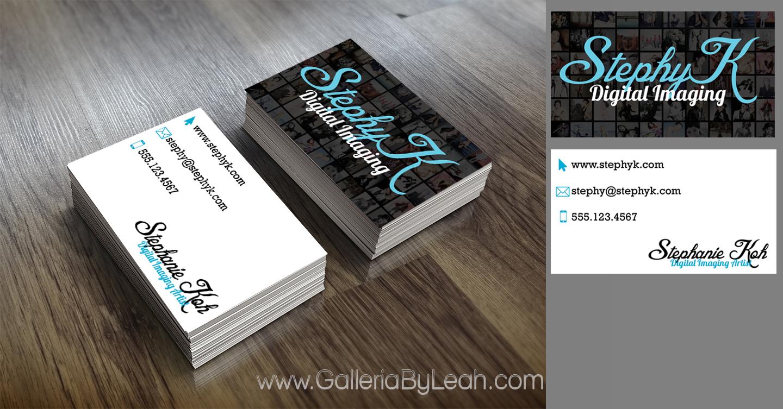 Artis Design Singapore : Modern upmarket digital business card design for a company by