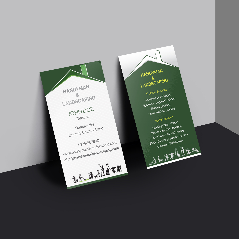 Elegant Playful Business Card Design for Adrian Keeley by