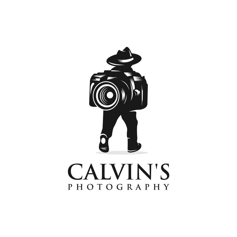 Elegant, Playful, Camera Logo Design for Calvin's ...  Elegant, Playfu...