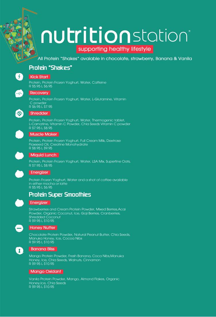 bold, personable menu design for dempsey enterprises, llcnadia