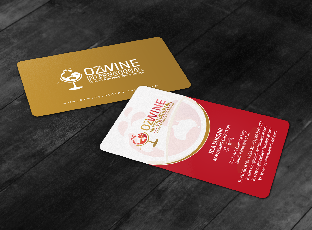 Business Card Design Perth Wa | Best Business Cards