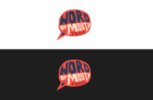 wordofmouth.travel | Logo Design by GLDesigns