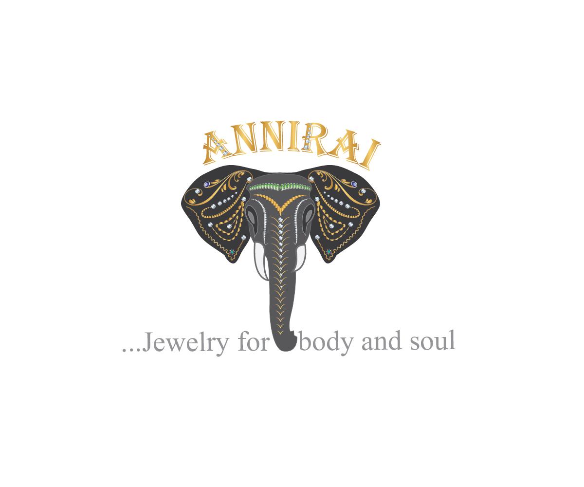 logo Annirai for bespoke handmade jewelry | Logo Design ...