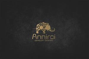 Logo Design by astudio - logo Annirai for bespoke  handmade jewelry