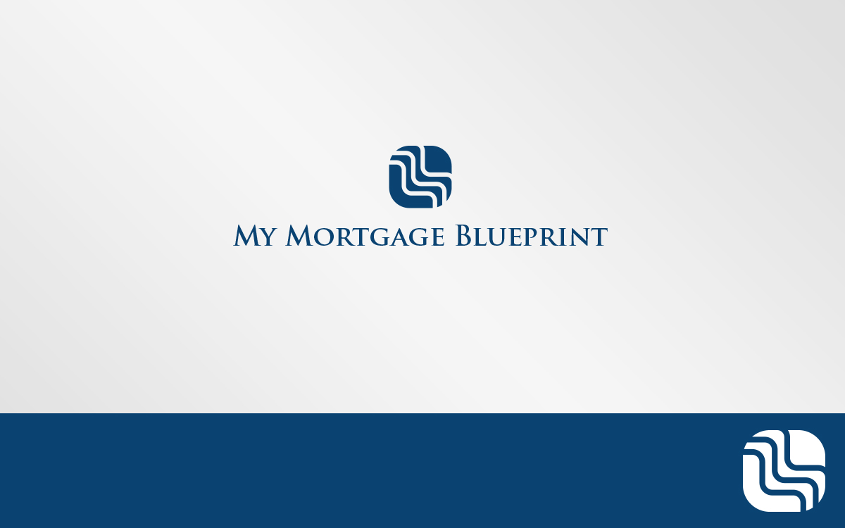 Professional bold logo design for my mortgage blueprint by logo design by grafactory for my mortgage blueprint design 15573848 malvernweather Image collections
