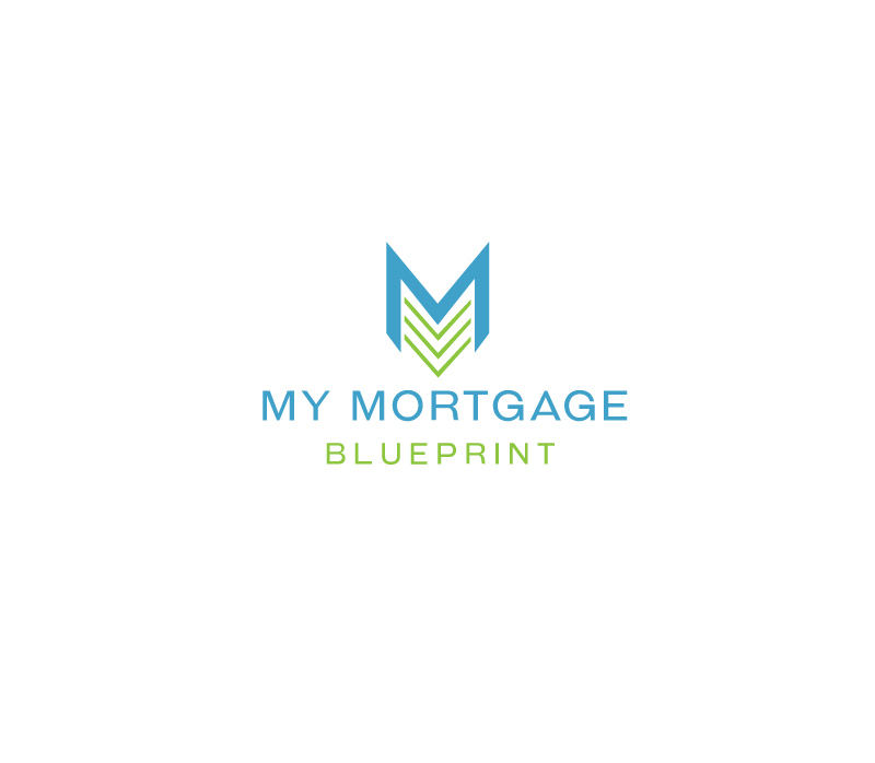 Professional bold logo design for my mortgage blueprint by instudio logo design by instudio for my mortgage blueprint design 15552299 malvernweather Gallery