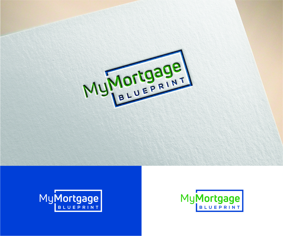 Professional bold mortgage logo design for my mortgage blueprint logo design by mkr for my mortgage blueprint design 15554590 malvernweather Gallery