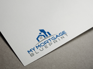 Professional bold logo design job logo brief for my mortgage logo design job my mortgage blueprint winning design by jan2you malvernweather Image collections