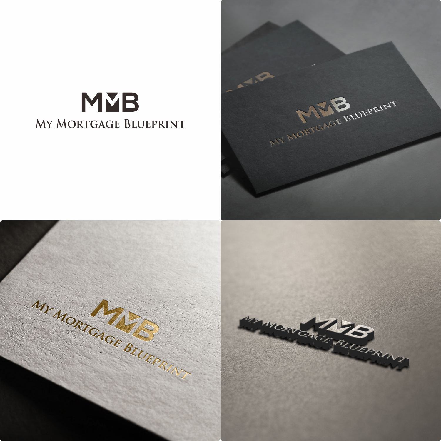 Professional bold mortgage logo design for my mortgage blueprint logo design by yulianto 2 for my mortgage blueprint design 15617677 malvernweather Gallery