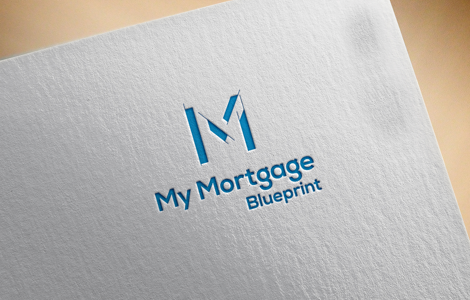 Professional bold mortgage logo design for my mortgage blueprint logo design by seoanalyst for my mortgage blueprint design 15555164 malvernweather Images