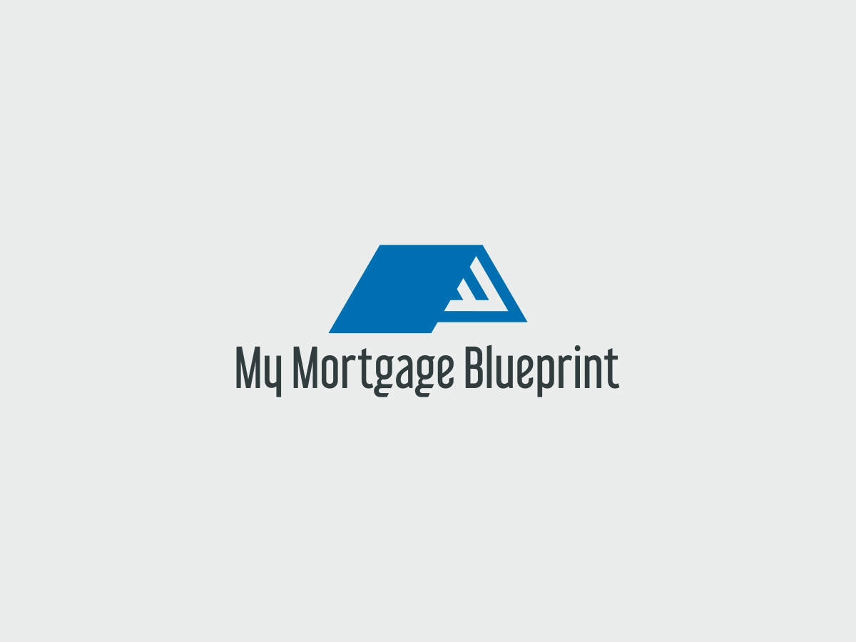 Professional bold logo design for my mortgage blueprint by vincent logo design by vincent for my mortgage blueprint design 15631096 malvernweather Image collections