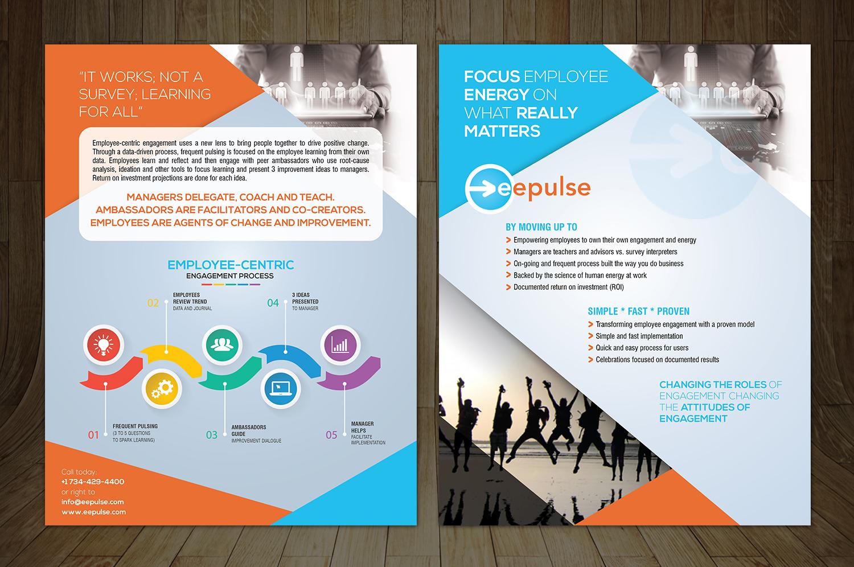 31 bold brochure designs employee brochure design project for
