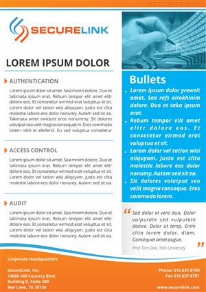 Brochure Design Software | Crowdsourced Brochure Design Contests