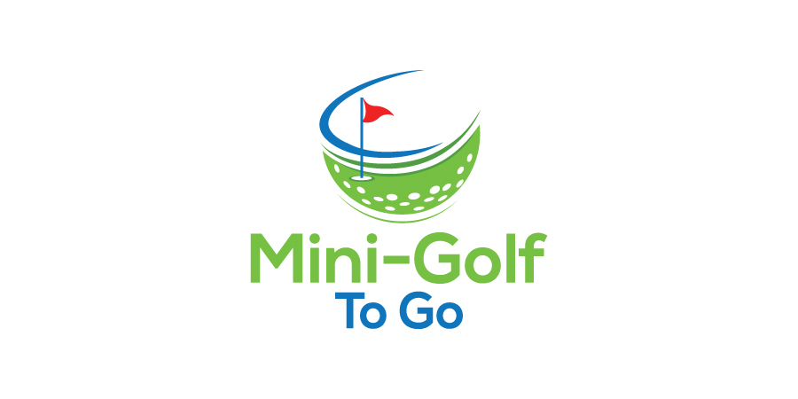 Playful Colorful Entertainment Logo Design For Mini Golf To Go By Debdesign Design 15564930