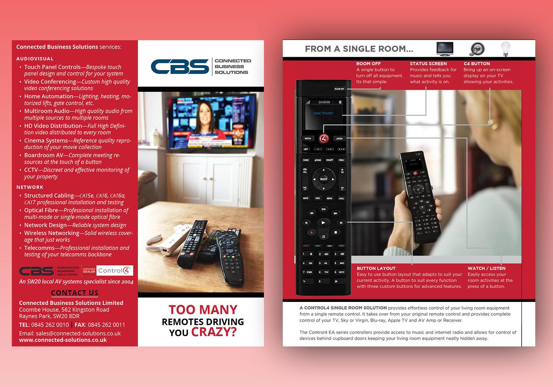 Control4 Brochure