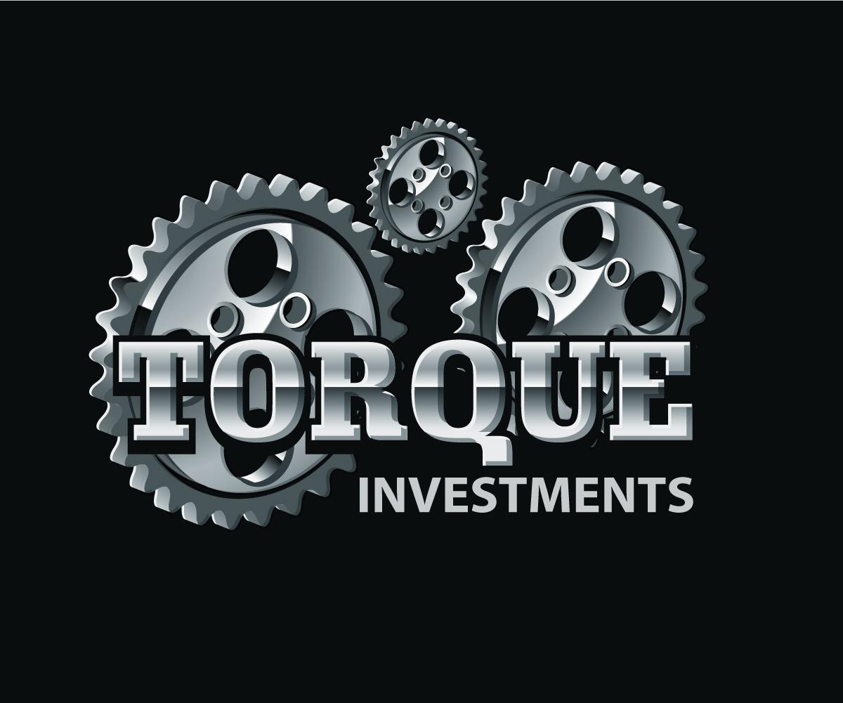 Professional Masculine Automotive Logo Design For Torque