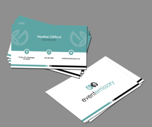 Event Planning Business Card Designs 94 Business Cards To Browse