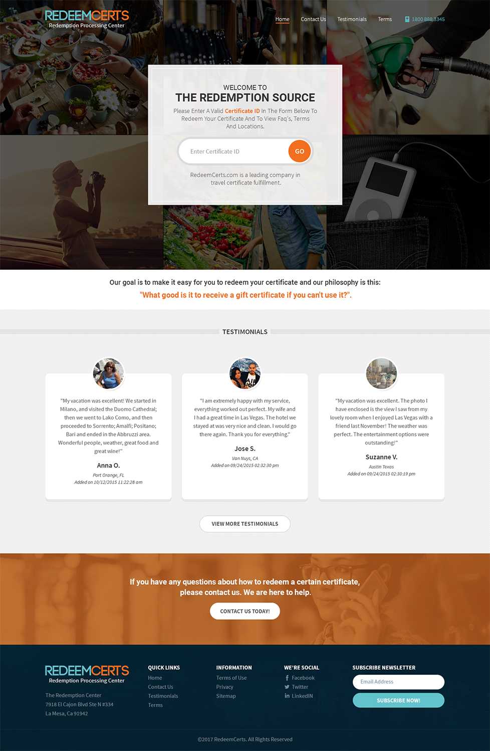 Modern Professional It Professional Web Design For Www Redeemcerts Com By Rupaltechno Design 15648535