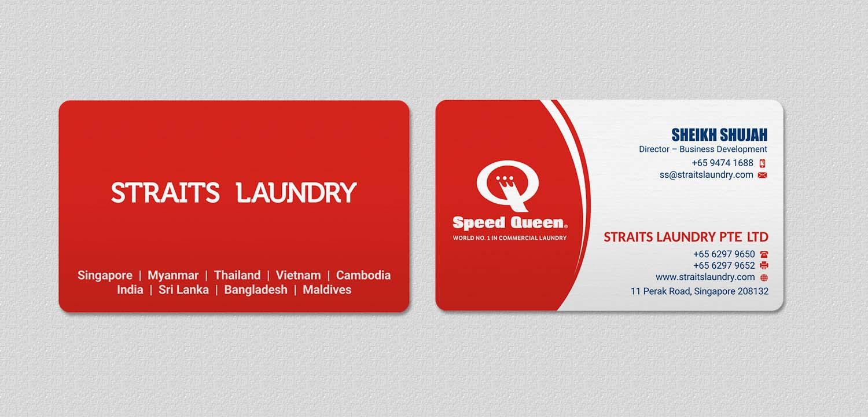 Upmarket, Modern, Business Business Card Design for Straits