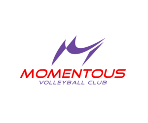 Logo Design for Momentous Volleyball Club | 35 Logo Designs