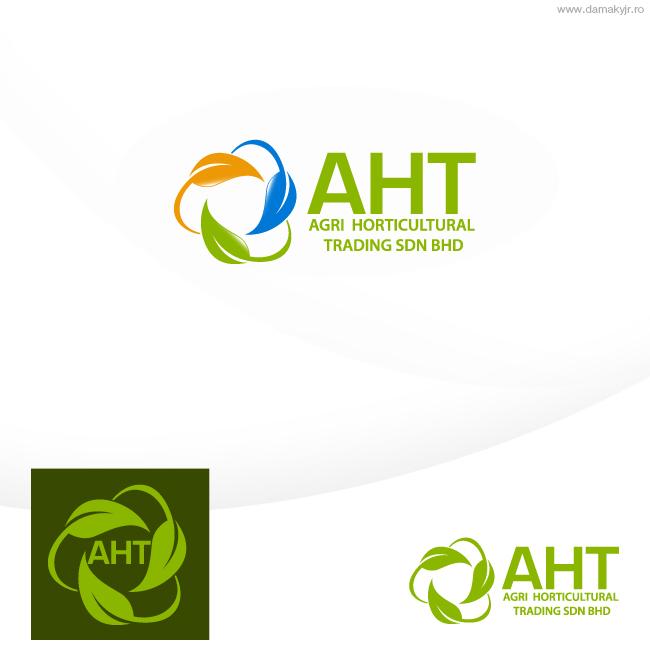 Elegant, Serious, Business Logo Design for AHT