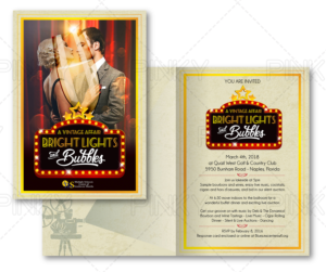 Invitation Design by Pinky