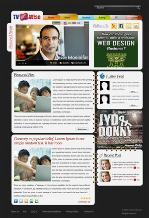 Wordpress Design #584738