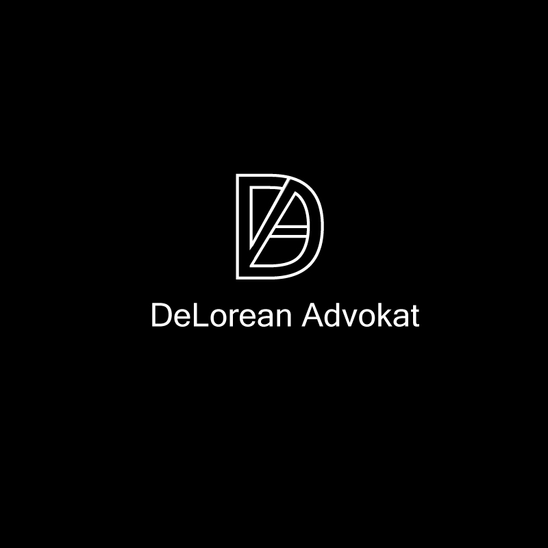 e9415aee Logo Design by Webphics for DeLorean Advokat AB | Design #15659444
