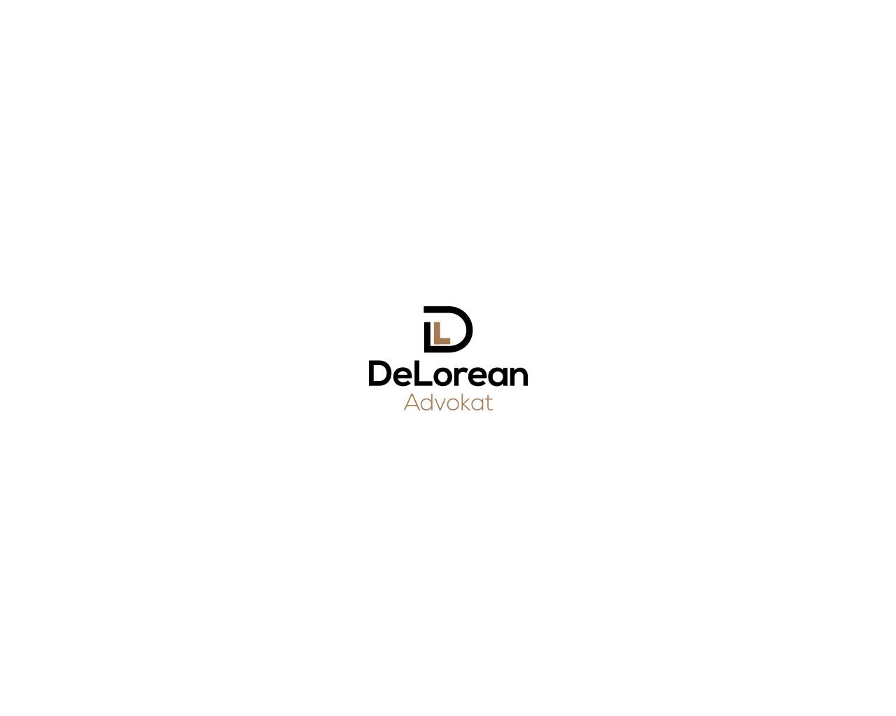 e6e1b217 Logo Design by damakyjr for DeLorean Advokat AB | Design #15688914