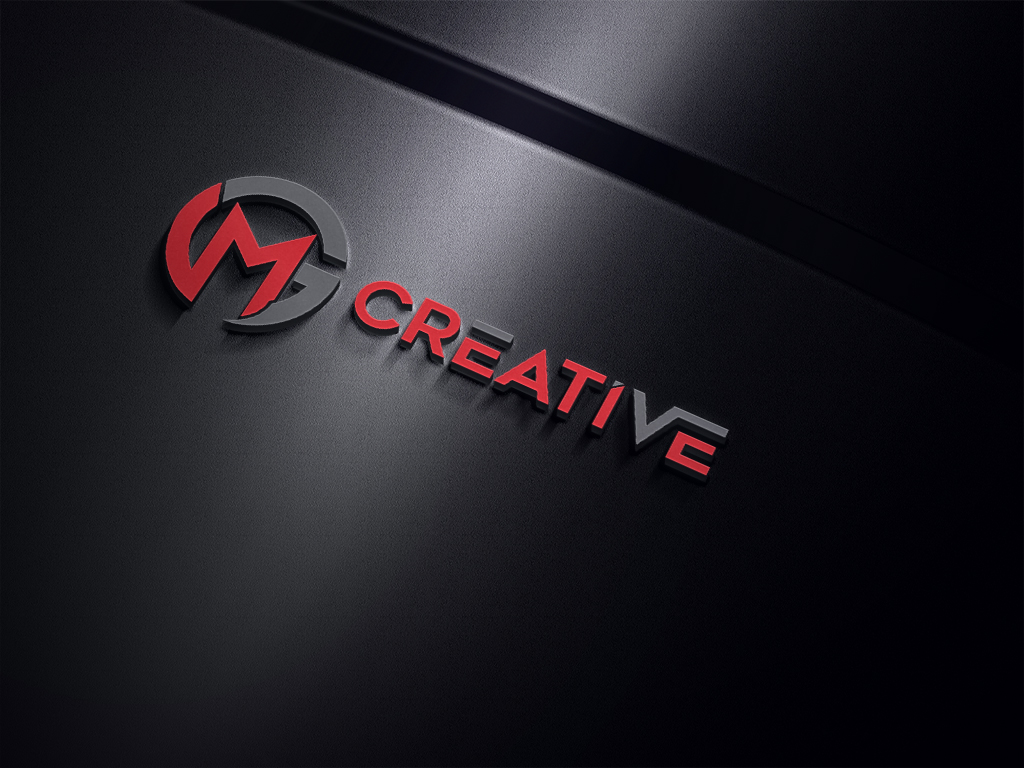 Modern Conservative Design Agency Logo Design For Gm Creative Or