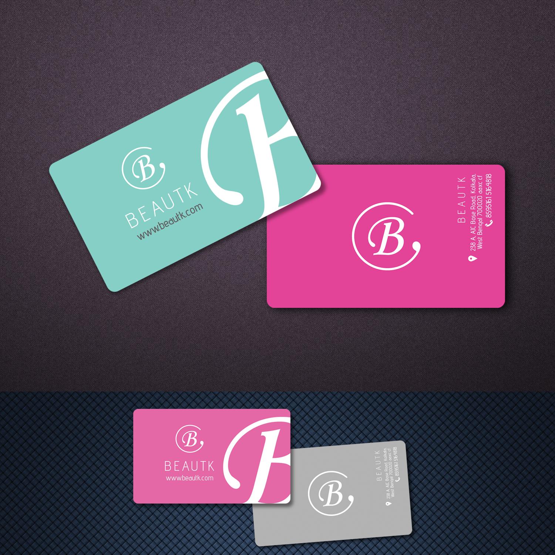 Elegant modern cosmetics business card design for a company by business card design by design88 for this project design 15682938 colourmoves