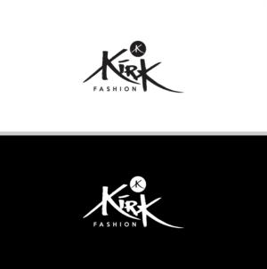 Upmarket Modern Fashion Logo Design For Kirk Fashion By Runner247 Design 15706409