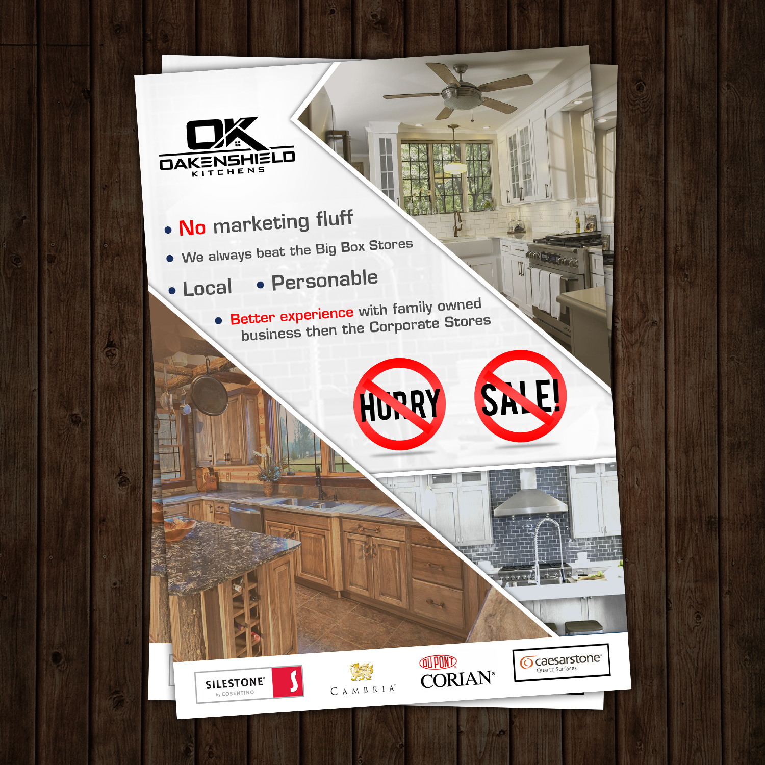 Professional, Modern, It Company Flyer Design For