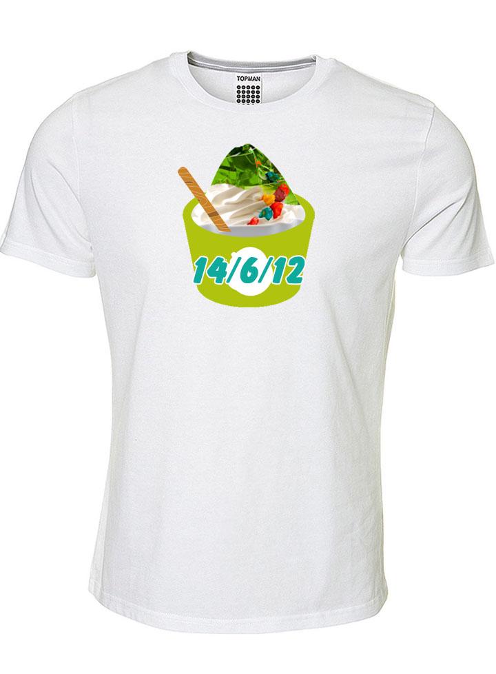 Spielerisch bunt business t shirt design for a company for Business t shirt design