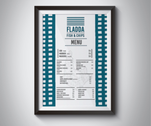 Contemporary Restaurant Menu Design | 1000\'s of Contemporary ...