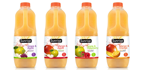 Packaging Design by MW Soluciones Creativas  - Packaging Design Project-SUNRISE JUICE