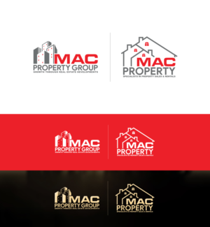 Property Company Needs 2 Logo Designs for Subdivision